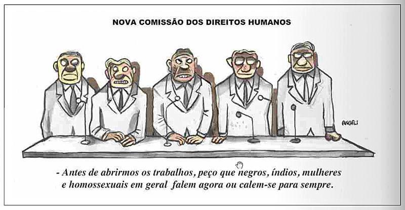 Dia tenso na Comissão de Direitos Humanos e Minorias da Câmara dos Deputados