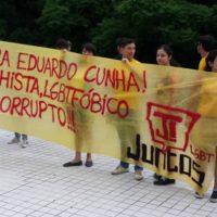 Convoque seu escracho contra os corruptos e moralistas! Fora Cunha!