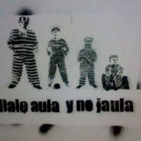 Não podem encarcerar nossos sonhos!