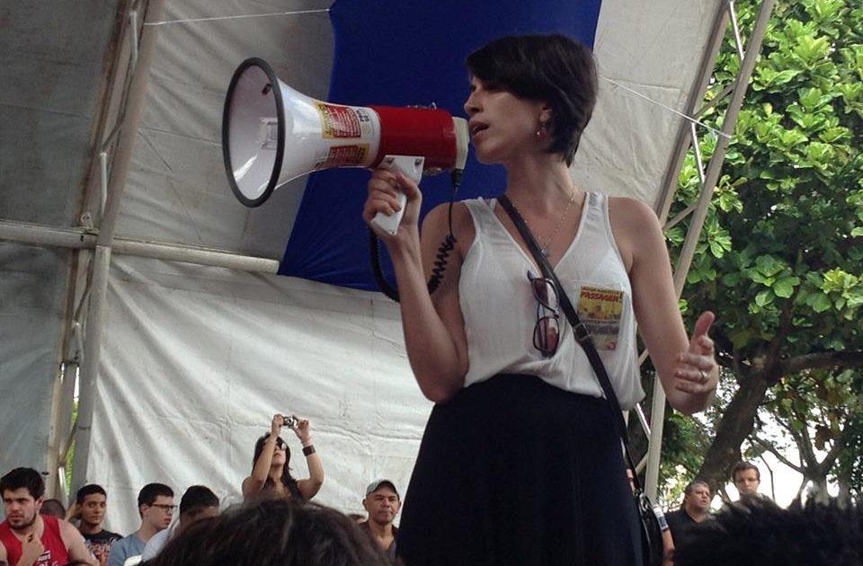 Nathalie Drumond: O 15 de março e os desafios da juventude