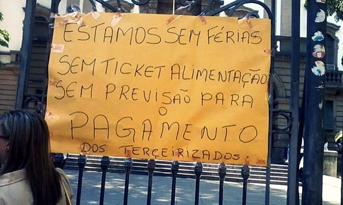 Brasil: um país em descaso com os trabalhadores!