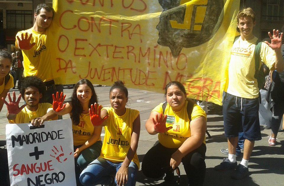 Juntos! contra a redução da maioridade penal