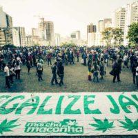A Marcha da Maconha e a legalização das drogas