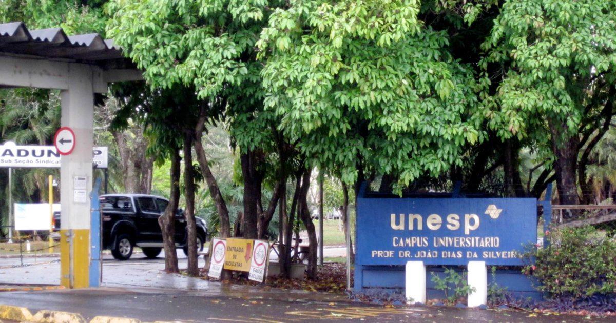 Todo apoio ao movimento estudantil da Unesp Rio Claro!
