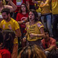 Todo apoio à Vanessa Couto, perseguida politicamente pela Reitoria da USP!