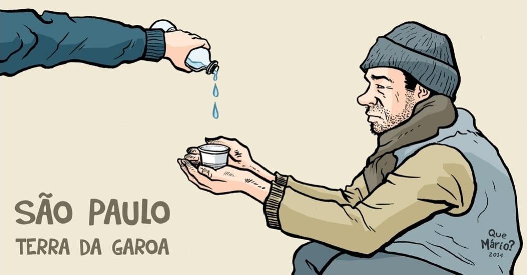 Crise da água: uma questão também de saúde