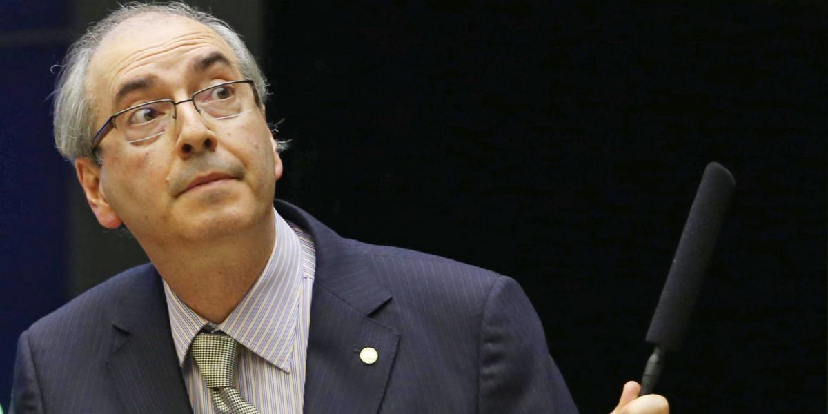 Com qual vilão Cunha se parece mais?