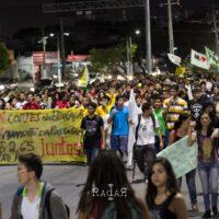 Juntos em solidariedade a Sandro Pimentel e a população de Natal #ContraOAumento