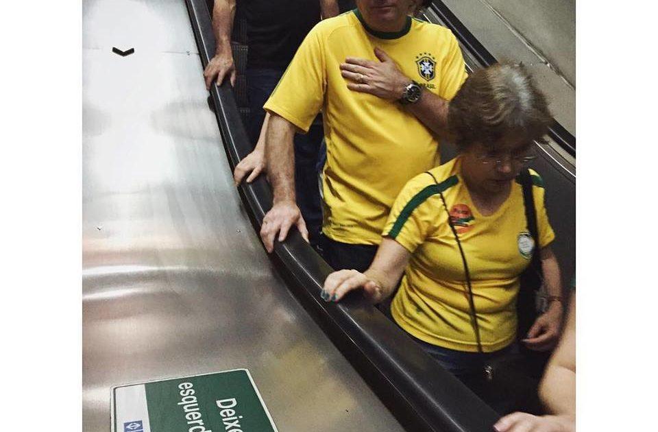 Crônica sobre um domingo na paulista