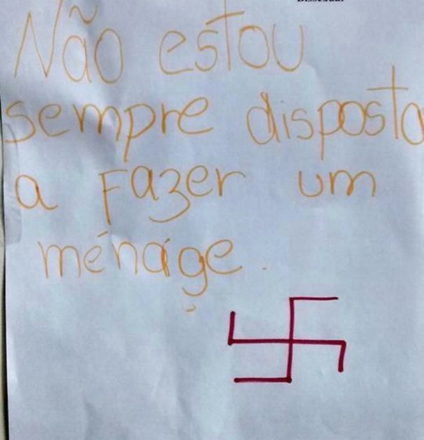 Até quando a melhor Federal do Brasil será conivente com racismo e homofobia?