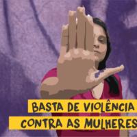 BASTA DE VIOLÊNCIA: TODO APOIO À DANIELLA ARAÚJO