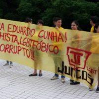 O #ForaCunha e o silêncio da UNE e da UBES!