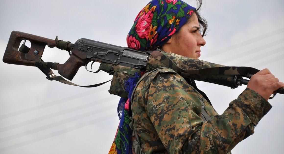 As mulheres e a revolução: o exemplo das curdas