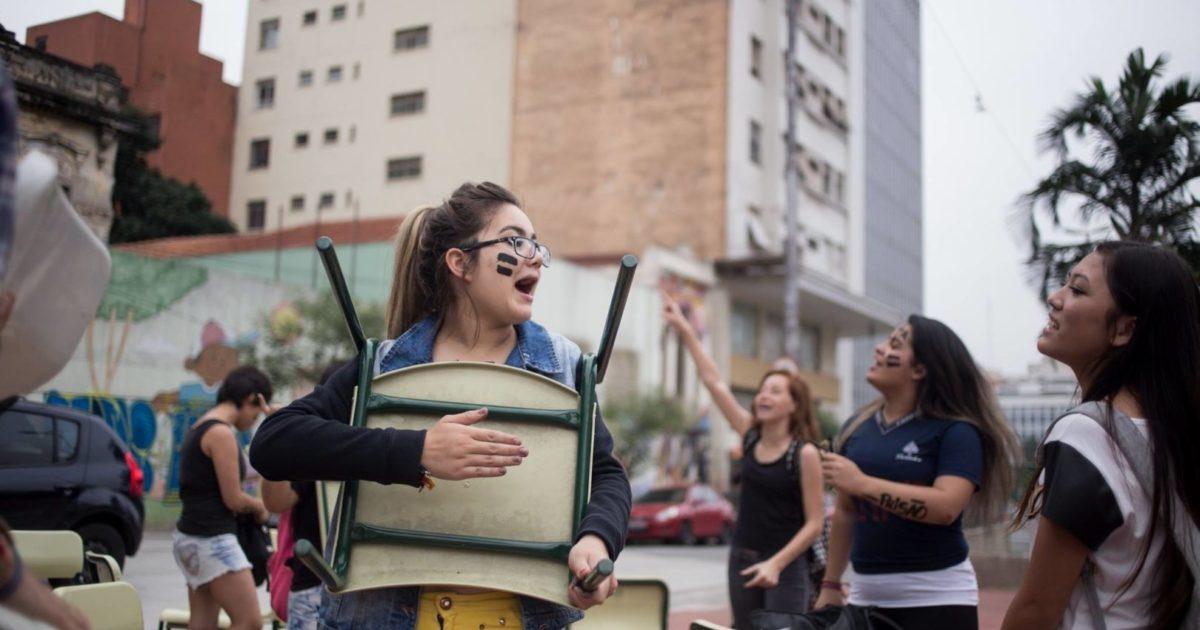 Mexeu com o estudante, Alckmin vai sair perdendo outra vez!