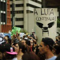 A luta dos estudantes secundaristas pode mudar o Brasil!