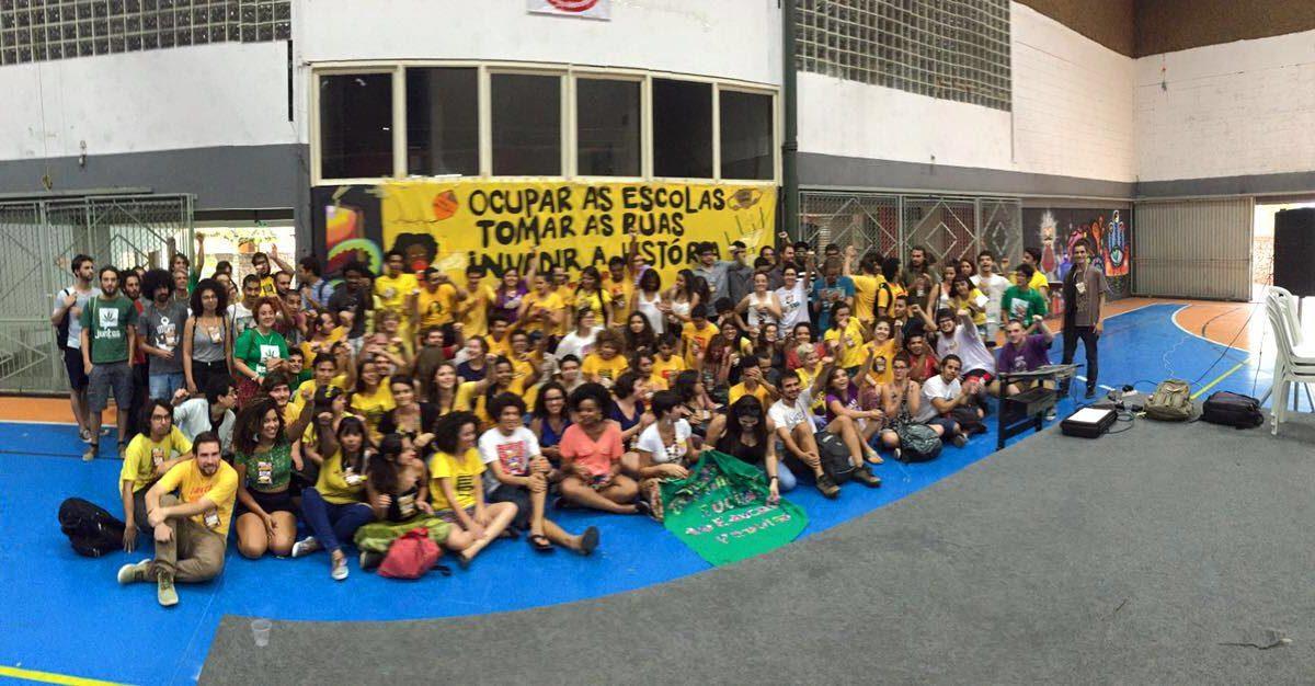 Juntos realiza grande encontro da juventude em SP!