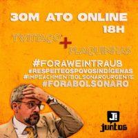30 de maio é Fora Weintraub!