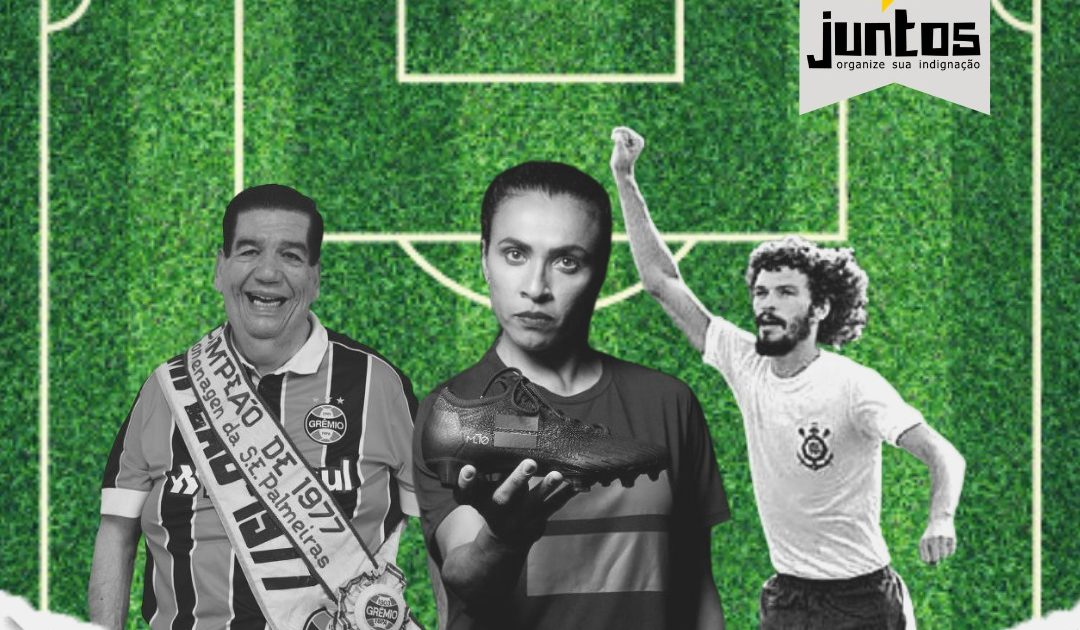 Futebol e política se misturam?