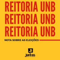 Nota sobre as eleições da reitoria da UnB: derrotar as intervenções e afirmar um programa do ME