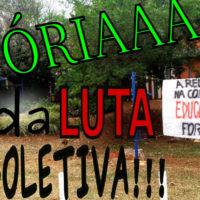 Vitória da luta coletiva contra o convênio do Ins. Unibanco com a FE-Unicamp