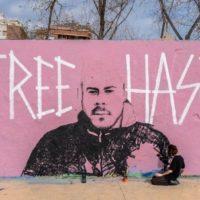Liberdade para Pablo Hasél!
