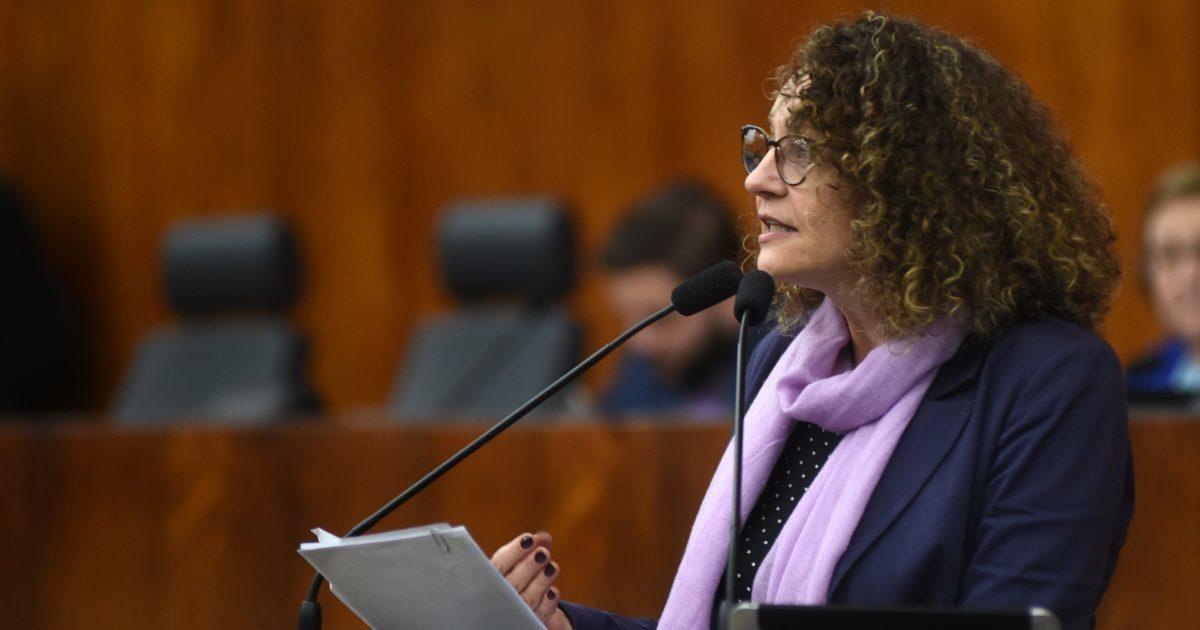 Deputada Luciana Genro (PSOL) propõe vagões exclusivos para mulheres no Trensurb