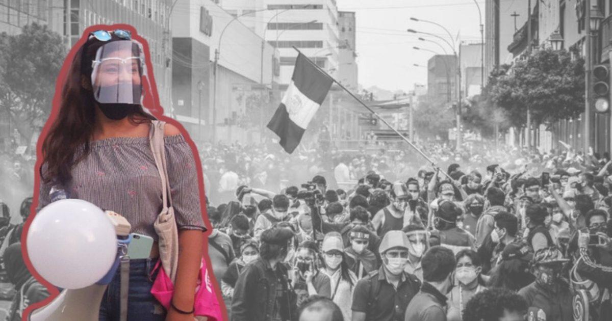Eleições e situação política no Peru: Juntos entrevista Marycielo, militante do Súmate