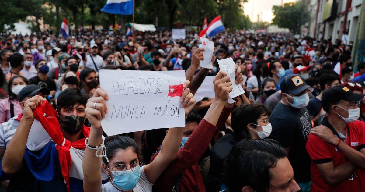 A rebelião paraguaia mostra o caminho!