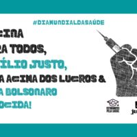 Dia Mundial da Saúde e as lutas pelo direito à vida