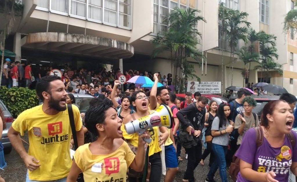 Em defesa das Universidades Públicas e da Amazônia – Não aos cortes na UFPA e UNIFESSPA