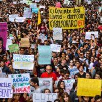 Ocupar as ruas por um novo Tsunami da educação: Vem pros comitês do Juntos! USP e Unicamp em defesa da educação pública e por Fora Bolsonaro!