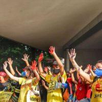 Amanhã nosso grito será maior: Fora Ricardo Salles!