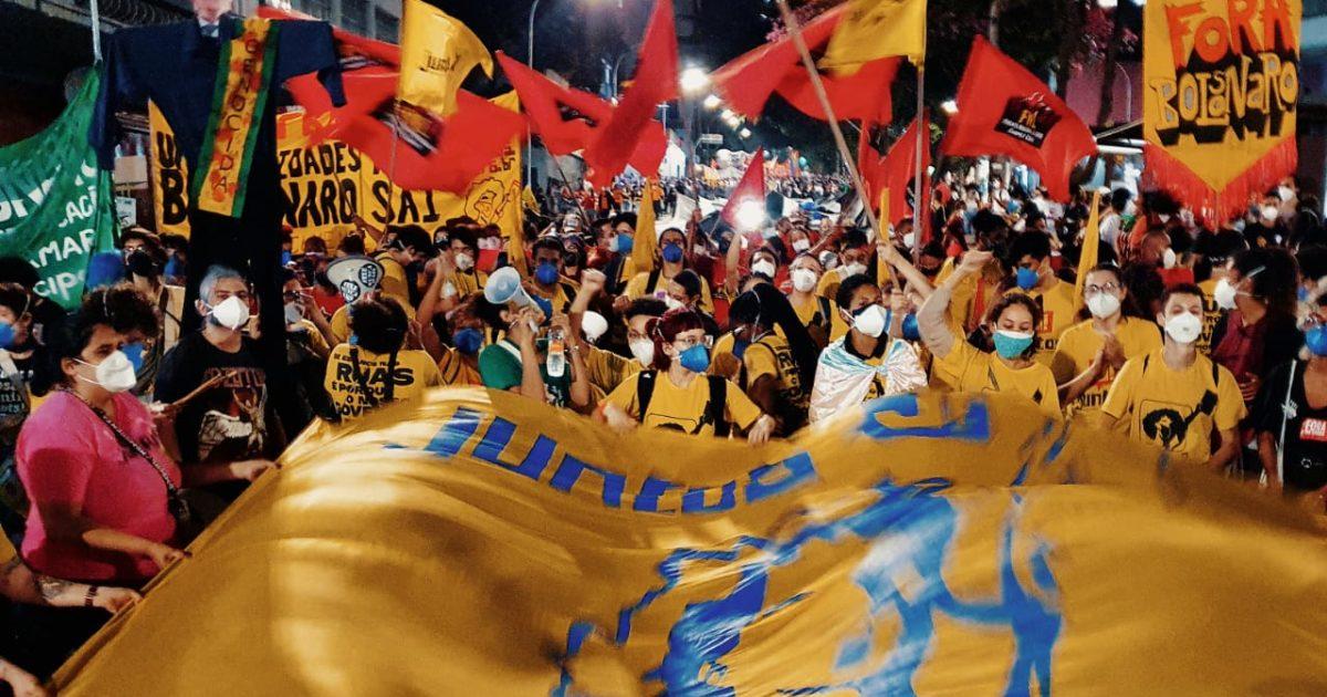 Para derrotar Bolsonaro, o caminho é a rua