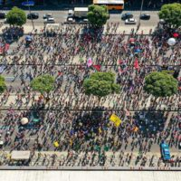 A luta nas ruas e a construção de uma nova esquerda: uma polêmica com o Afronte