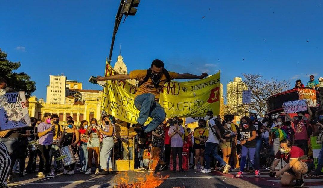 #Juntos10anos: Juventude é Revolução! Fora Bolsonaro!