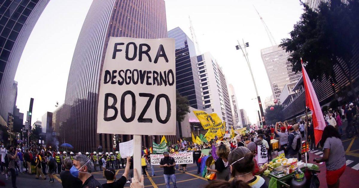 EDITORIAL: Quais os próximos passos da luta pelo #ForaBolsonaro?