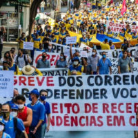 UNIFICOU: A luta dos trabalhadores dos Correios também é a luta dos estudantes!