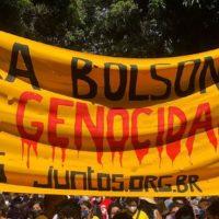 EDITORIAL: É hora da maioria tomar as ruas em um tsunami antifascista!