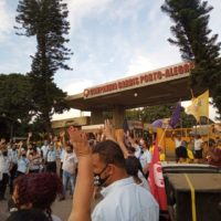 Contra a privatização da Carris, estamos Juntos na greve dos rodoviários de Porto Alegre!