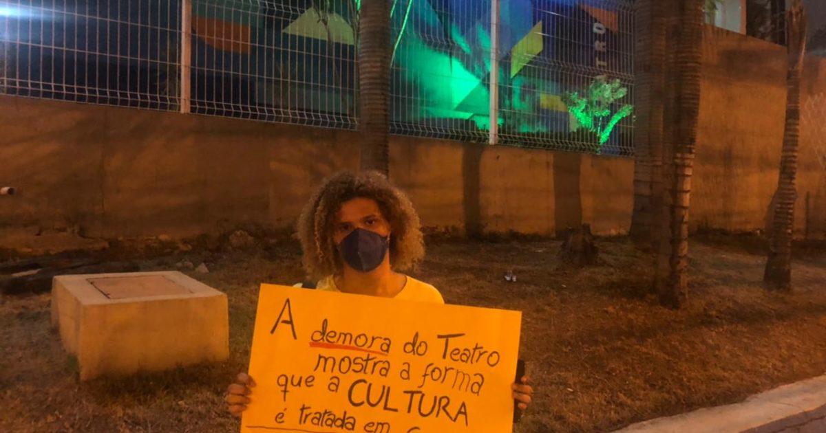 O que o Teatro Municipal de São Gonçalo diz sobre a cultura do Município?