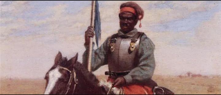 """A """"REVOLUÇÃO FARROUPILHA"""" E O APAGAMENTO DA HISTÓRIA NEGRA NO RIO GRANDE DO SUL"""
