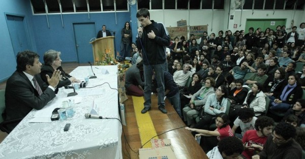 Thiago Aguiar versus Haddad