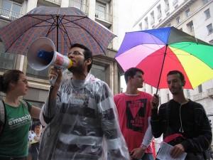 Estamos Juntos na luta contra a homofobia!