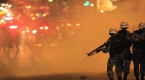 Repressão policial