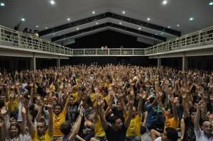 Estudantes do campus de São Carlos deliberam greve em assembleia histórica