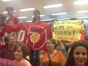 CPI da Tarifa, uma das pautas.