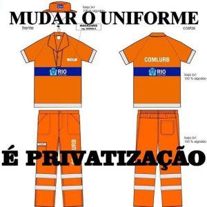 uniforme garis